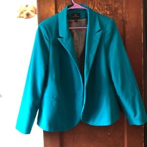 Worthington blazer size 1x